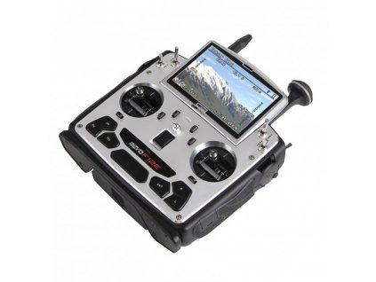 RC súprava Walkera Devo F12E s FPV monitorom