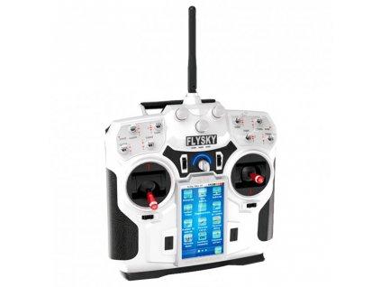 Rc súprava FlySky FS-i10 10CH 2.4GHz + prijímač iA10 s telemetriou