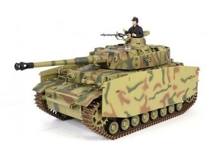 RC tank PZKPFW IV 1:24 IR