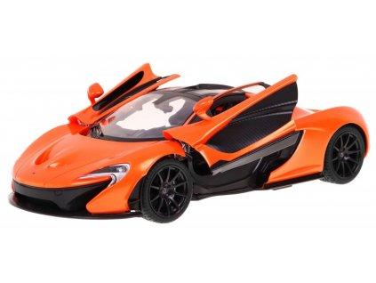 Rastar McLaren P1 GTR 1:14 - licencované rc auto na diaľkové ovládanie