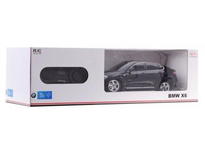Rastar BMW X6 1:24 - licencované rc auto na diaľkové ovládanie