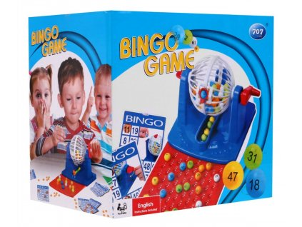 Hra Bingo kolovrátok