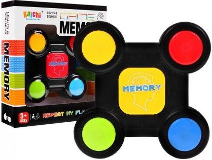 Pamäťová hra