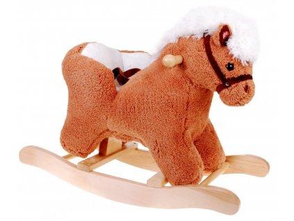 Mäkký hojdací kôň Karino