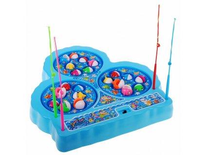 Hra na rybolov