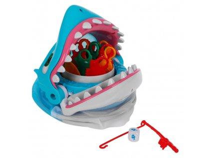Hra Nahnevaný žralok