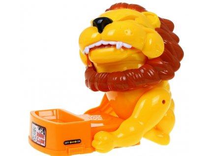 Hra lev