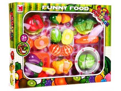 Kuchynská zostava ovocie a zelenina