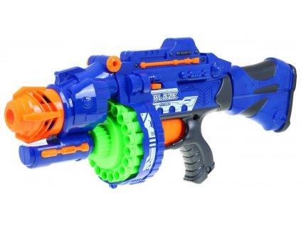 Blaze Storm puška modrá