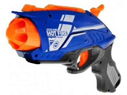 Blaze Storm malá pištoľ modrá
