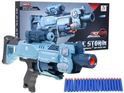 Blaze Storm detská zbraň strieborná