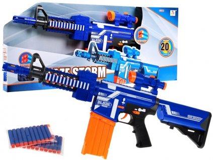 Blaze Storm ostreľovacia puška modrá