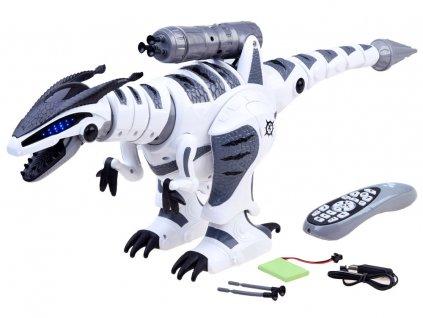 Inteligentný RC robot dinosaurus