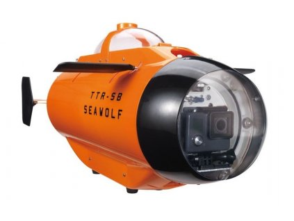 Thunder Tiger Submarine - SEAWOLF SPORT (40MHz, RTR, brushless)