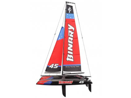 Binary plachetnica catamaran RTR (40 cm, 2,4 GHz)