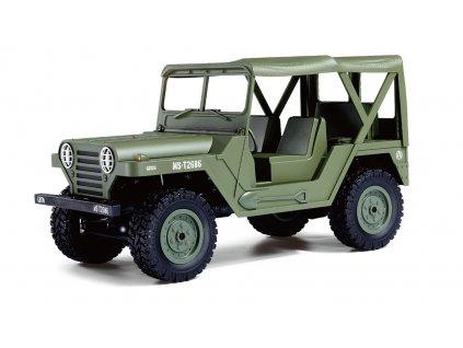 Amewi RC auto MS-T2686 U.S. Military SUV 4x4 RTR 1:14