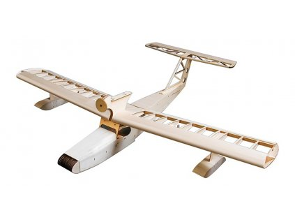 DW Hobby RC lietadlo Seaplane 1600mm LASERCUT KIT 1:1