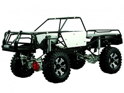 AMXrock Crawler BodyworkX CNC zliatina