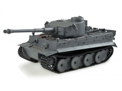 RC tank German Tiger I Metal 1:16 RTR TRUE lakovaný