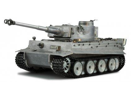 RC tank German Tiger I Metal 1:16 RTR TRUE SOUND