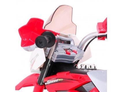 Detská elektrická motorka CROSS