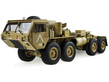 RC auto U.S. Military Truck pieskový 8x8 RTR 1:12
