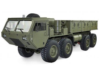 RC auto U.S. Military Truck zelený 8x8 RTR 1:12