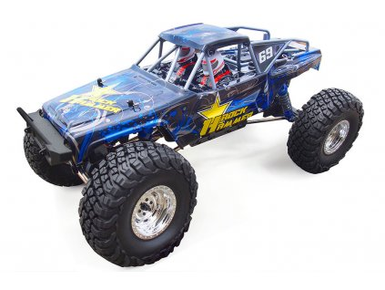 RC auto crawler RockHammer RTR 1:10 modrá