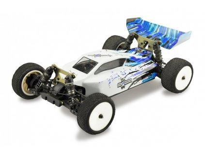 RC auto EVO-X 6000 Brushless 4x4 RTR 1:10