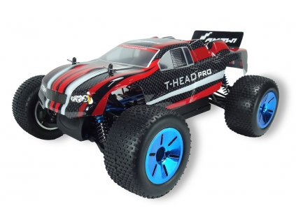 RC auto Truggy T-HEAD Brushless 4x4 RTR 1:10