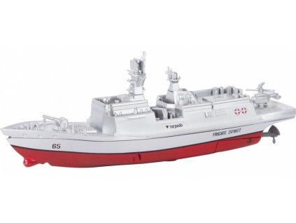 RC mini bojová loď RTR 1:1