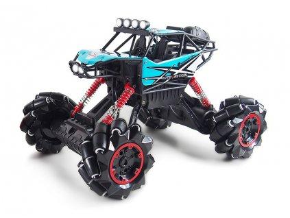 RC auto Drift Climbing King 4x4 RTR 1:12 modrý