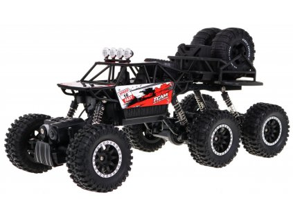 RC auto HIGH CRAWLER 6X6 RTR 1:14