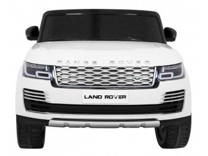 Elektrické autíčko Range Rover HSE 4x45W biela