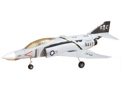 RC lietadlo F-4 EDF Jet brushless 628mm PNP 1:1