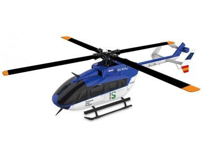 RC vrtulník EC145 brushless 6CH RTF 1:1