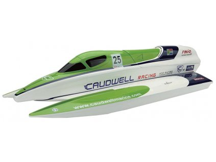 RC loď F1 Boot Caudwell Brushless ARTR 1:1