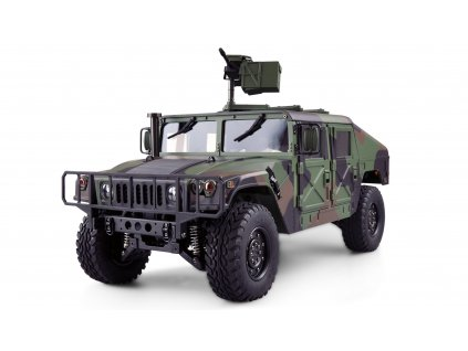 RC auto U.S. Military Truck Camouflage 4x4 RTR 1:10