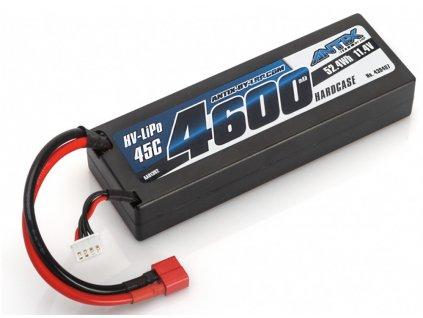 LiPo 3S 4600mAh 11.4V 45C hardcase LRP