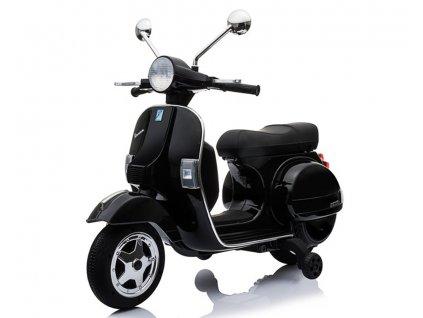 Elektrická detská motorka Vespa