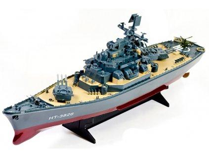 RC lietadlová loď Yamato cruiser RTR 1:250