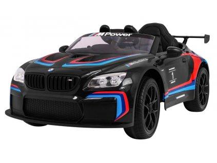 Elektrické autíčko M6 GT3 2x45W čierne
