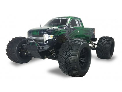 RC auto AM6 THUNDERSTORM Brushless 4x4 RTR 1:6