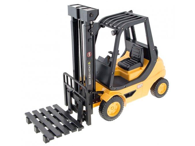 Vysokozdvižný vozík 1:8 na diaľkové ovládanie