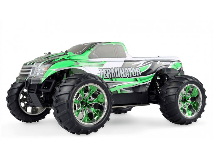 Amewi Terminator Pro Monstertruck brushless 4WD 1:10, RTR