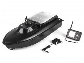 JABO V3 2,4Ghz - zavážacia loďka so sonarom na diaľkové ovládanie