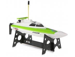 Malá RC loďka FT008 - čln na diaľkové ovládánie