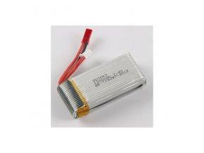 Náhradný akumulátor 7,4 V 1200mAh (MJX X101)