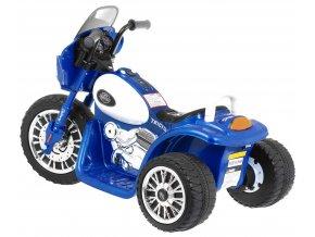 Elektrická detská motorka typu CHOOPER