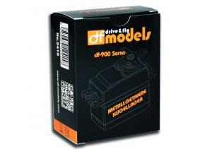 Servo df-900 - 10,5 kg (metal gear BOX)